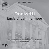 Donizetti: Lucia di Lammermoor (Live) by Various Artists
