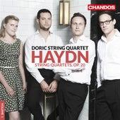 Haydn: String Quartets, Op. 20 by Doric String Quartet