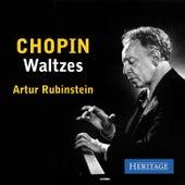Chopin: Waltzes by Artur Rubinstein