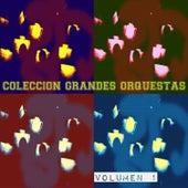 Colección Grandes Orquestas Vol. 1 by Various Artists