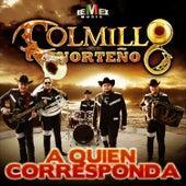 A Quien Corresponda - Single by Colmillo Norteno