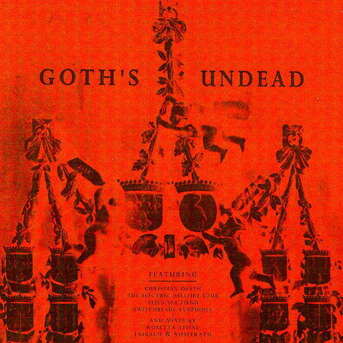 Goth's Undead by Various Artists