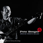 American Favorite Ballads, Vol. 5 by Pete Seeger