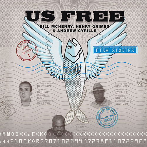 Play & Download Us Free. Fish Stories by Andrew Cyrille | Napster