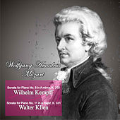 Play & Download Wolfgang Amadeus Mozart: Two Sonatas for Piano by Various Artists | Napster