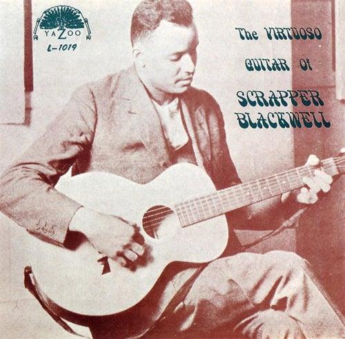 Virtuoso Guitar 1925-1934 by Scrapper Blackwell