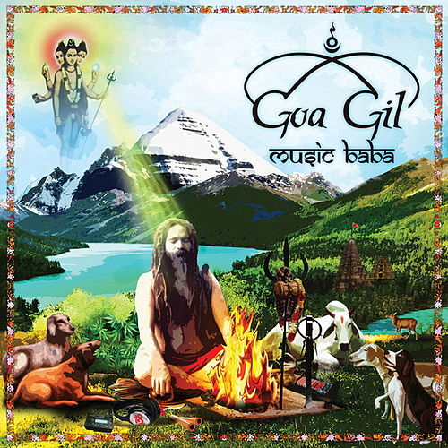 Goa Gil / Music Baba by Various Artists