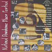 Play & Download National Downhome Blues Festival Vol. 2 by Various Artists | Napster