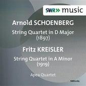 Play & Download Schoenberg & Kreisler: String Quartets by Apea Quartet | Napster