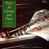 Play & Download Schumann & Brahms: Pieces for Clarinet & Piano by Charles West | Napster