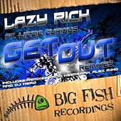 Get Out Remixes by Lazy Rich
