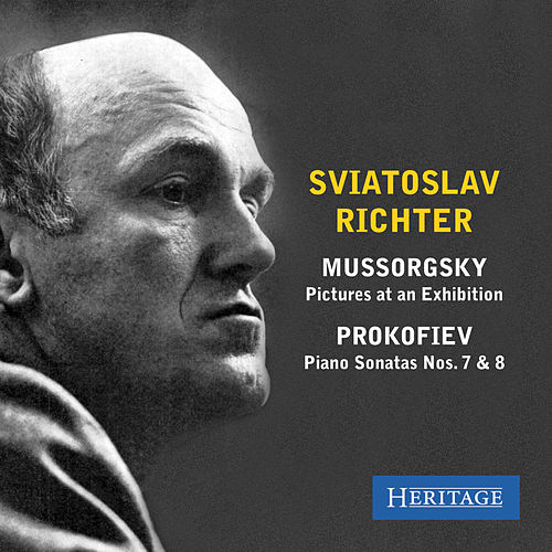 Mussorgsky: Pictures at an Exhibition by Sviatoslav Richter