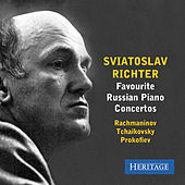 Play & Download Favourite Russian Piano Concertos by Sviatoslav Richter | Napster