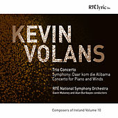 Kevin Volans (Composers of Ireland Series Volume 10) by RTÉ National Symphony Orchestra