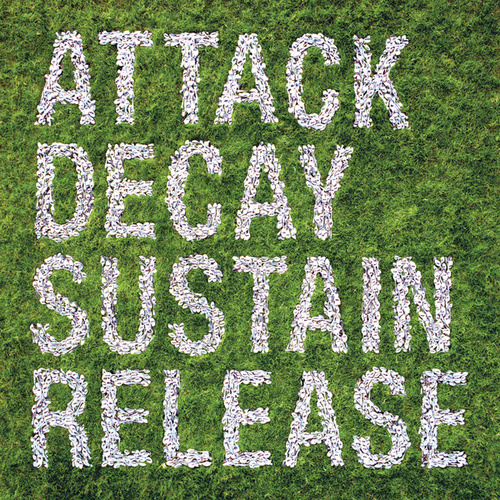 Attack Sustain Decay Release by Simian Mobile Disco