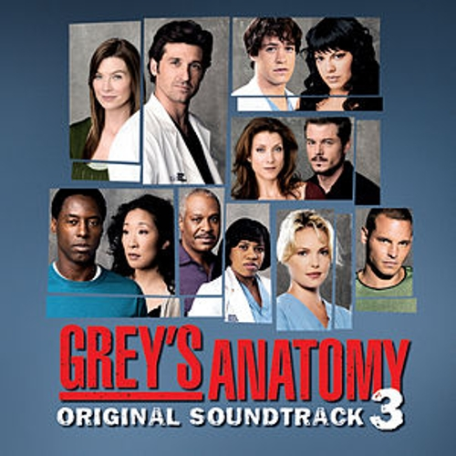 Grey's Anatomy Volume 3 by Various Artists