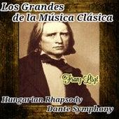 Franz Liszt, Los Grandes de la Música Clásica by Various Artists