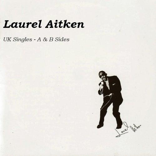 Uk Singles (CD 8) by Laurel Aitken