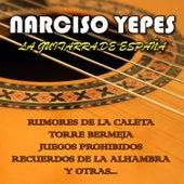 La Guitarra de España by Andres Segovia