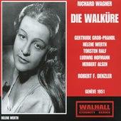 Wagner: Die Walküre, WWV 86B (Live Recordings 1951) by Various Artists
