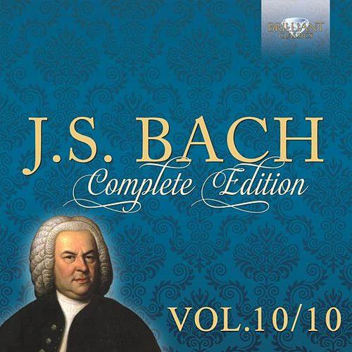 Play & Download J.S. Bach: Complete Edition, Vol. 10/10 by Stefano Molardi | Napster