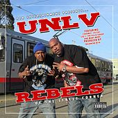 Rebels of the Street Corner by UNLV