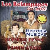 Play & Download Historia Musical Cornelio Reyna y Ramon Ayala by Los Relampagos Del Norte | Napster
