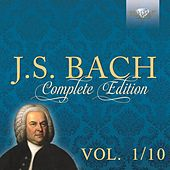 J.S. Bach: Complete Edition, Vol. 1/10 by Various Artists