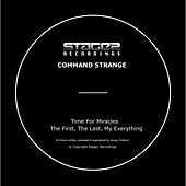 Time For Miracles - Single by Command Strange