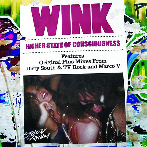 Higher State Of Conciousness (2007 Mixes) iTunes Exclusive by Wink