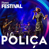 Itunes Festival: London 2013 by Poliça