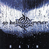 Play & Download Rain by 40 Below Summer | Napster