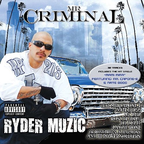 Play & Download Ryder Muzic by Mr. Criminal | Napster