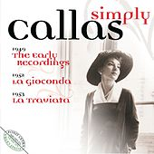 Play & Download Simply Callas by Various Artists | Napster
