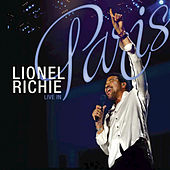 Play & Download Live In Paris by Lionel Richie | Napster