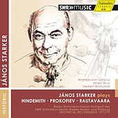 Play & Download János Starker Plays Hindemith, Prokofiev & Rautavaara by János Starker | Napster