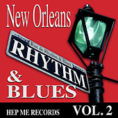 New Orleans Rhythm & Blues - Hep Me Records Vol. 2 by Various Artists
