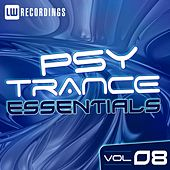 Psy-Trance Essentials Vol. 08 - EP by Various Artists
