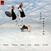Play & Download Rameau - Debussy - Ravel - Fauré - Salzedo - de Falla by Duo Harpian | Napster