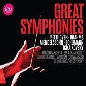 Play & Download Great Symphonies (Live) by Various Artists | Napster