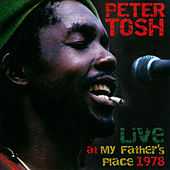 Live at My Father's Place 1978 von Peter Tosh