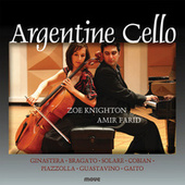 Argentine Cello by Zoe Knighton