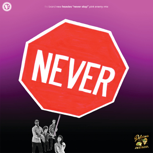 Play & Download Never Stop by Brand New Heavies | Napster