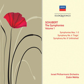 Schubert: The Symphonies Vol.1 by The Israel Philharmonic Orchestra