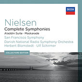 Nielsen: Complete Symphonies; Aladdin Suite; Maskarade by Various Artists