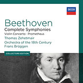 Beethoven: Complete Symphonies; Violin Concerto; Prometheus by Various Artists
