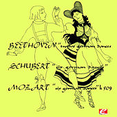 Beethoven & Schubert & Mozart: German Dances (Digtally Remastered) by Rene Leibowitz