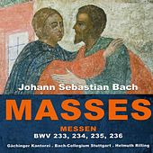 Play & Download Johann Sebastian Bach: Masses BWV 233, 234, 235 & 236 by Various Artists | Napster