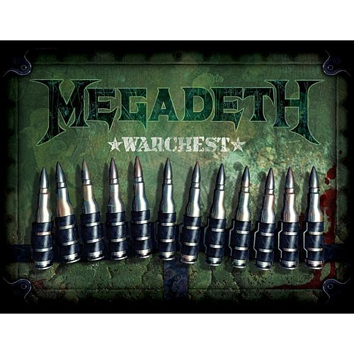 Play & Download Warchest by Megadeth | Napster