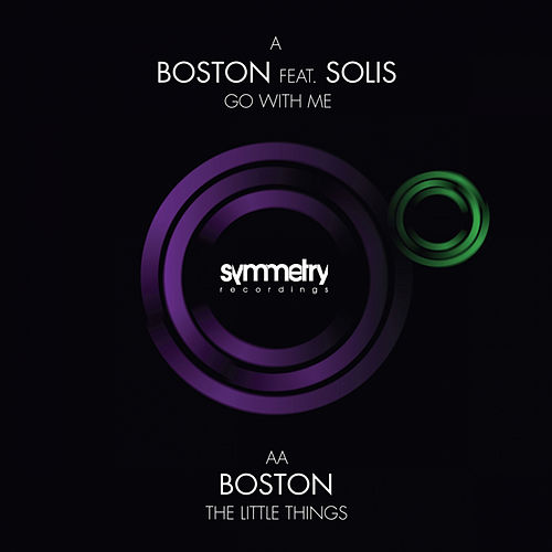 Go with Me / The Little Things by Boston